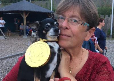 2017-09-17 Championnat Suisse Funny Dog Veltheim
